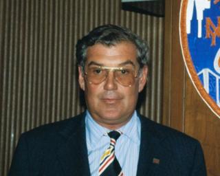 Nelson Doubleday Jr. American businessman