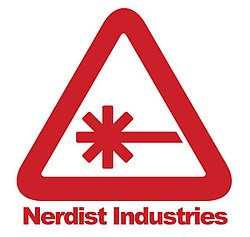 Nerdist Industries-emblemo