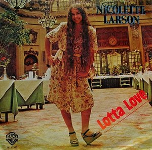 Lotta Love - Image: Nicolette Larson Lotta Love
