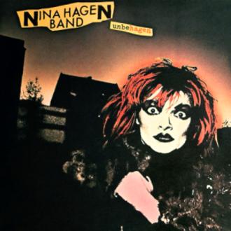 Unbehagen - Image: Nina Hagen Band Unbehagen cover