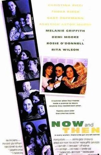 Now and Then (film) - Theatrical release poster