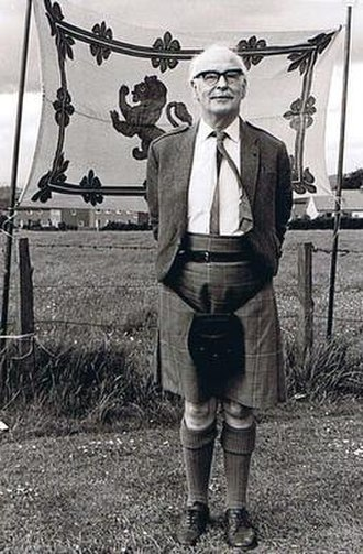 Oliver Brown (Scottish activist) - Oliver Brown, circa 1970s
