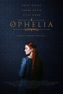 <i>Ophelia</i> (2018 film)