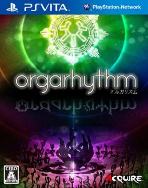 Orgarhythm - Japanese box art