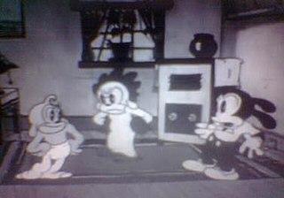 <i>The Ginger Bread Boy</i> 1934 film