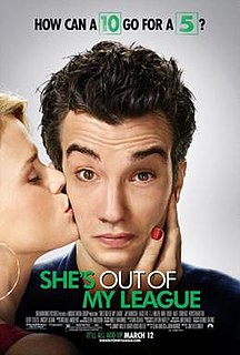 <i>Shes Out of My League</i> 2010 film by Jim Field Smith