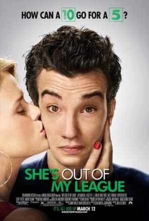 She's Out of My League - Official poster