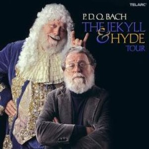 P. D. Q. Bach and Peter Schickele: The Jekyll and Hyde Tour - Image: PDQ Bach and Peter Schickele Jekyll and Hyde Tour