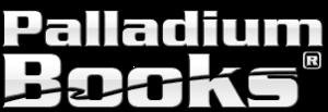 Palladium Books - Image: Palladium Books Logo
