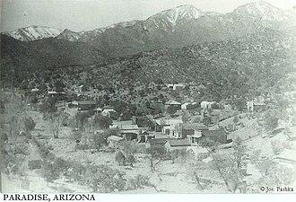 Paradise, Arizona - Old Paradise photo
