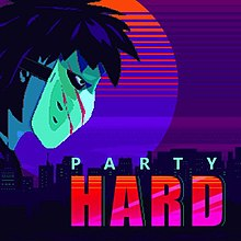 Party Hard (video game) - Wikipedia