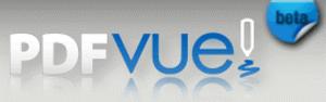 Pdfvue - PDFVue Logo