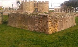 Castello a Mare - Aragon Gate, Castello a Mare, Palermo