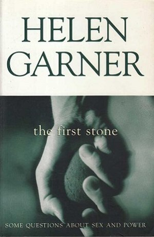 The First Stone - Cover of 1995 Picador paperback