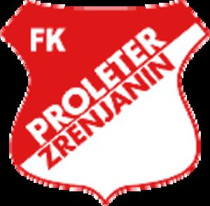 FK Proleter Zrenjanin - Image: Proleter Zrenjanin
