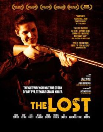 The Lost (2006 film) - Image: Promotional poster for the film The Lost (2006)