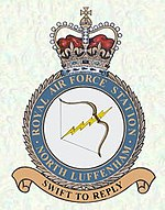 RAF North Luffenham station crest.jpg