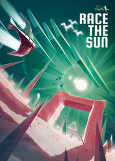 <i>Race the Sun</i> (video game) 2013 video game