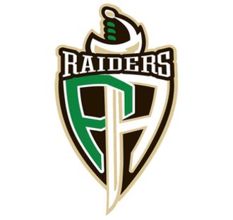 Prince Albert Raiders - Image: Raiders logo