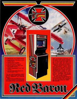 Red Baron (Atari Arcade Game Flyer). jpeg