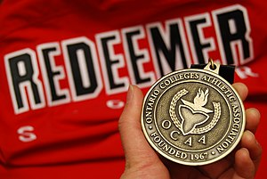 Redeemer University College - Member of Ontario Colleges Athletic Association