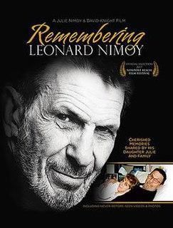 <i>Remembering Leonard Nimoy</i> 2017 film