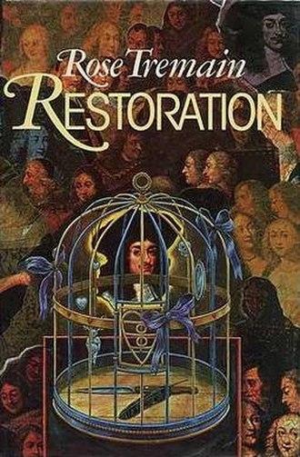 Restoration (Tremain novel) - First edition