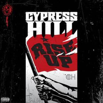Rise Up (Cypress Hill album) - Image: Rise up album cover