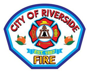 Riverside Fire Department - Image: Riverside City Fire Logo