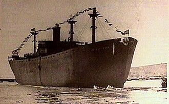 SS Stephen Hopkins - Image: SS Stephen Hopkins