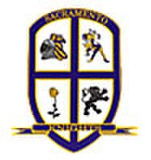 Sacramento Knights (2003–07) - Image: Sacramentoknights