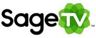 SageTV - Image: Sage TV Logo Tag