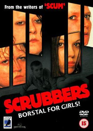 Scrubbers - DVD cover