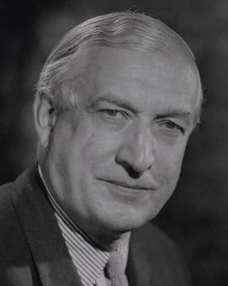 Denis Greenhill, Baron Greenhill of Harrow - Portrait by Walter Bird, 1967