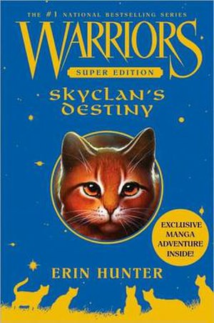 SkyClan's Destiny - Hardcover Edition