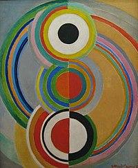 Sonia Delaunay, Rythme, 1938.jpg