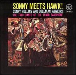 Sonny Meets Hawk! - Image: Sonny Meets Hawk!