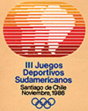 1986 South American Games - Image: South Am Games 1986
