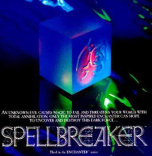 Spellbreaker - Cover art