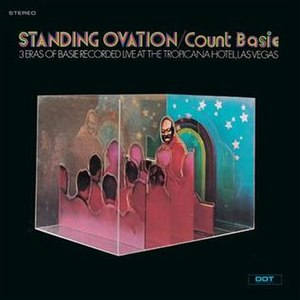 Standing Ovation (Count Basie album) - Image: Standing Ovation (Count Basie album)