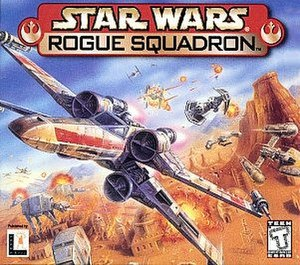 Star Wars: Rogue Squadron - Image: Star wars rogue squadron