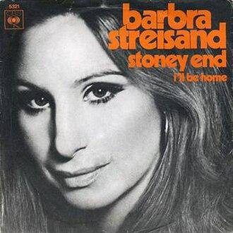 Stoney End (song) - Image: Stoney End Barbra Streisand