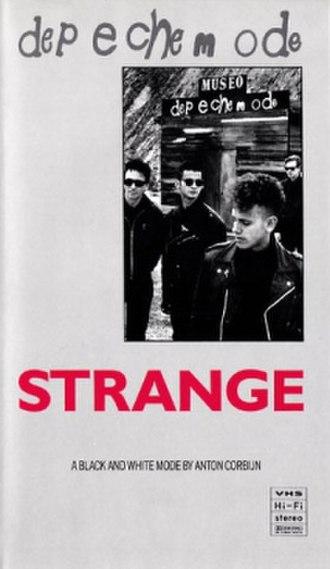 Strange (video) - Image: Strange DM