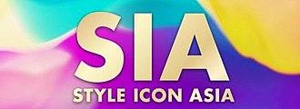 Style Icon Asia - Image: Styleiconasialogo