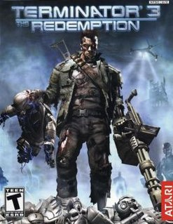 <i>Terminator 3: The Redemption</i> 2004 video game