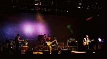 Teenage Fanclub Live in 2003 (Kings Park, Perth, Western Australia)