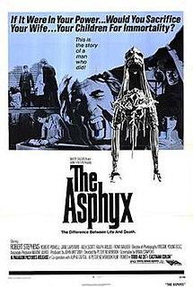 <i>The Asphyx</i> 1972 film by Peter Newbrook