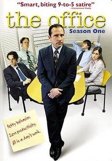 <i>The Office</i> (American season 1) season of television series