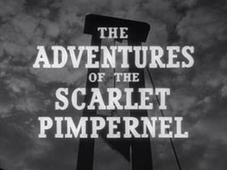 The Adventures of the Scarlet Pimpernel - Wikipedia