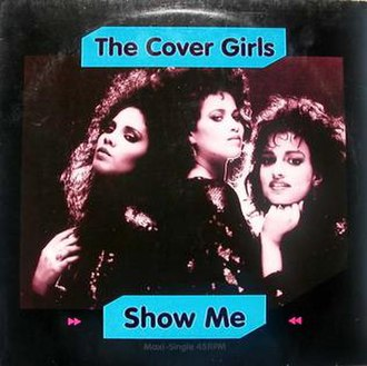 The Cover Girls — Show Me (studio acapella)